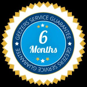 Geezers Plumbing | 6 Month Service Guarantee