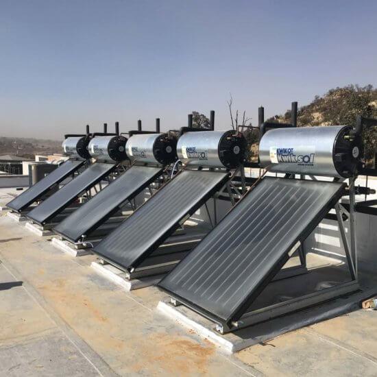 Geezers Plumbing | Rooftop Solar Installation